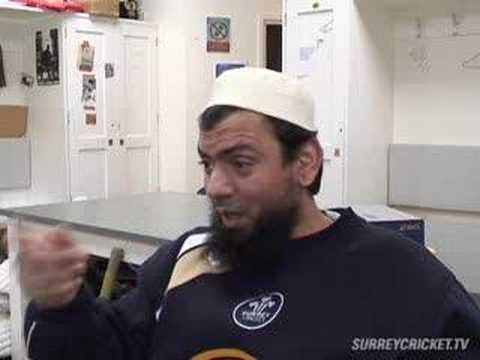 saqlain - Saqlain Mushtaq explains how he invented the Doosra to Surrey TV and says he would play for England. To see more of these exclusive interviews and features g...