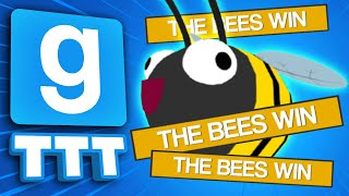 THE PERFECT BEES MAP!? | Gmod TTT