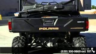 8. 2015 Polaris Ranger XP 900 EPS Hunter Edition  - RideNow ...