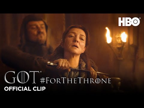 """""""The Red Wedding"""" #ForTheThrone Clip 