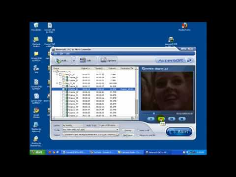 mpeg4 - Download this DVD to MPEG4 converter At: http://www.convertdvdtompeg4.com how to convert dvd to mpeg4? Step by step guide show you how to Convert DVD to MPEG...