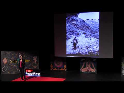 charlotte - http://tedxpowellriver.com/ For two decades Charlotte Gill worked as a tree-planter in clear cuts all across Canada. Her bestselling memoir, Eating Dirt: Dee...