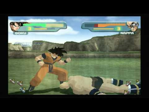 dragon ball z sagas gamecube action replay codes