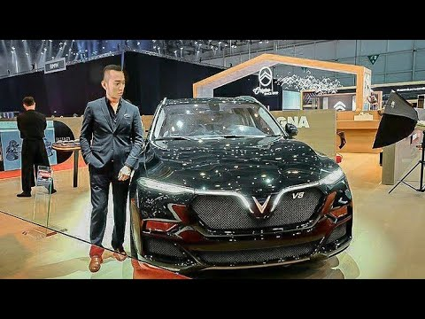 VINFAST ra mắt SUV Nhanh Nhất Thế Giới LUX SA6.2 động cơ V8 300km/h - Thời lượng: 16:28.