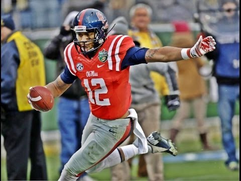 """Donte Moncrief """"Beast"""" Ole Miss Highlights ᴴᴰ"""