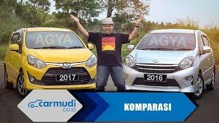Video Toyota Agya 1.2 2017 vs Toyota Agya 1.0 2016 - 10 HAL KOMPARASI yang Perlu Diketahui MP3, 3GP, MP4, WEBM, AVI, FLV Desember 2018