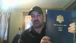 Interlinear Bible Hebrew, Greek and English