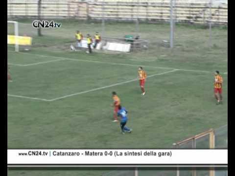 Catanzaro – Matera 0-0 (la sintesi della gara)
