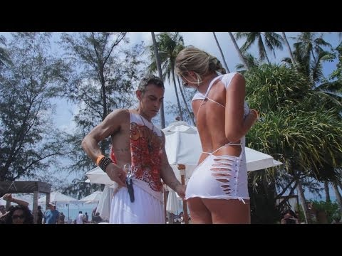 Nikki Beach Koh Samui Sunday Brunch | Adam Saaks 26-01-14