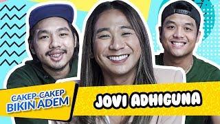 Video Cara Jitu Jovi Adhiguna Menghadapi Haters #CakepBikinAdem MP3, 3GP, MP4, WEBM, AVI, FLV Januari 2019