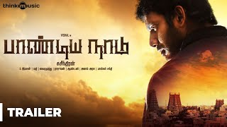 Pandiyanaadu - Official Theatrical Trailer - Vishal, Lakshmi Menon