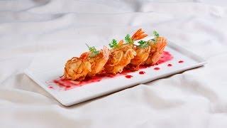 Món Ngon Mỗi Ngày - Tôm Chiên Dừa
