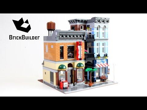 Lego Creator - 10246-Lego Le Bureau du Détective