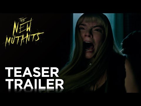 XMen s The New Mutants Official Trailer