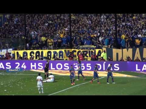Video - Boca Tigre 2015 / Esta es la banda - Vals - La 12 - Boca Juniors - Argentina