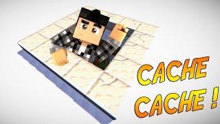 Video CACHE CACHE MINECRAFT UNE CACHETTE EXTRAORDINAIRE ! | Hide and Seek | Minecraft MP3, 3GP, MP4, WEBM, AVI, FLV Oktober 2017