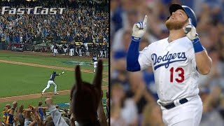 MLB.com FastCast: Brewers, Dodgers win Game 1 - 10/4/18