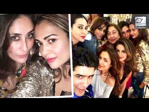 Kareena Kapoor's Private Party INSIDE PICTURES|