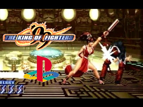 the king of fighters 99 playstation 1 download