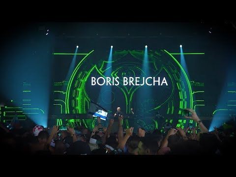 Boris Brejcha @ Tomorrowland Belgium 2018