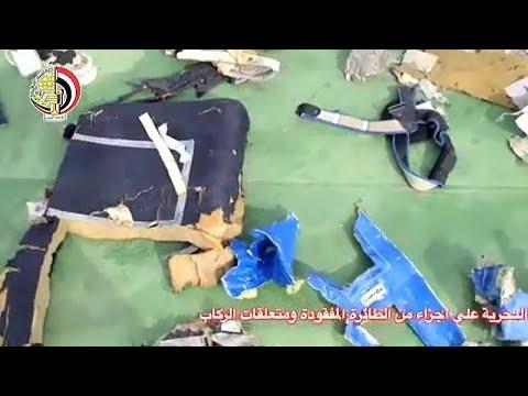 Γαλλία: Από φωτιά στο πιλοτήριο συνετρίβη το Airbus της EgyptAir…