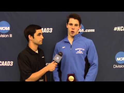 Interview with Tommy Thetford following 100 free win