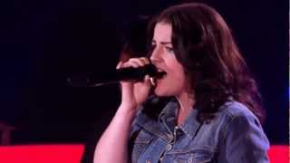 Eden Australia  City new picture : The Voice Australia: Paula vs Karise - Back to Black