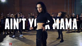 Video Jennifer Lopez - Ain't Your Mama - Choreography by Jojo Gomez - #TMillyTV ft. Kaycee Rice MP3, 3GP, MP4, WEBM, AVI, FLV Desember 2018