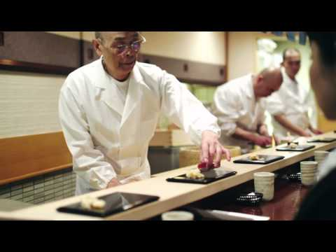 Jiro Dreams of Sushi - Trailer