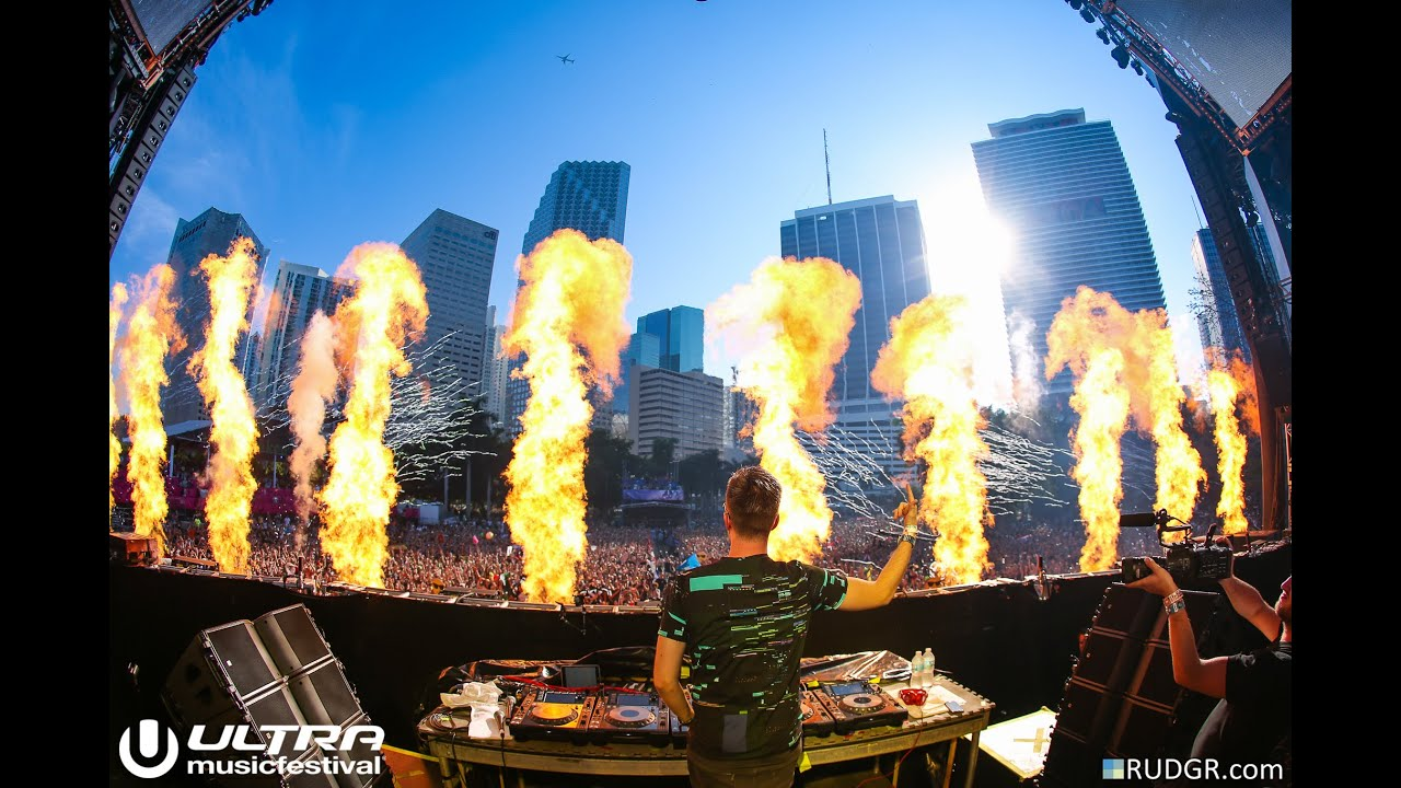 Nicky Romero - Live @ Ultra Music Festival 2015