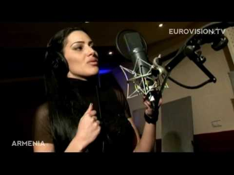 Apricot - Powered by http://www.eurovision.tv. Eva Rivas will represent Armenia with the song Apricot Stone at the 2010 Eurovision Song Contest in Oslo (Norway), takin...