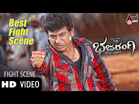 Video Bajarangi  Best Fight Scene   Feat.Shivraj Kumar, Aindrita Ray   New Kannada download in MP3, 3GP, MP4, WEBM, AVI, FLV January 2017