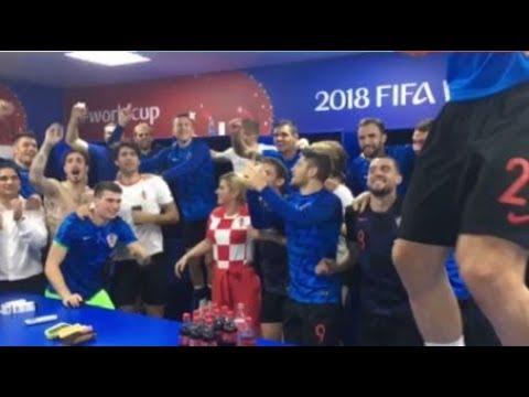 Croatia President Dance & Hot Video