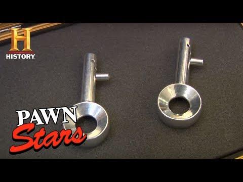 Best of Pawn Stars: Soviet Launch Keys | History