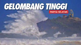 Video Berhati hati jika ombak pantai baru seperti ini, kondisi terkini Pantai Selatan Jogja MP3, 3GP, MP4, WEBM, AVI, FLV Agustus 2018