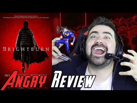 Brightburn Angry Movie Review