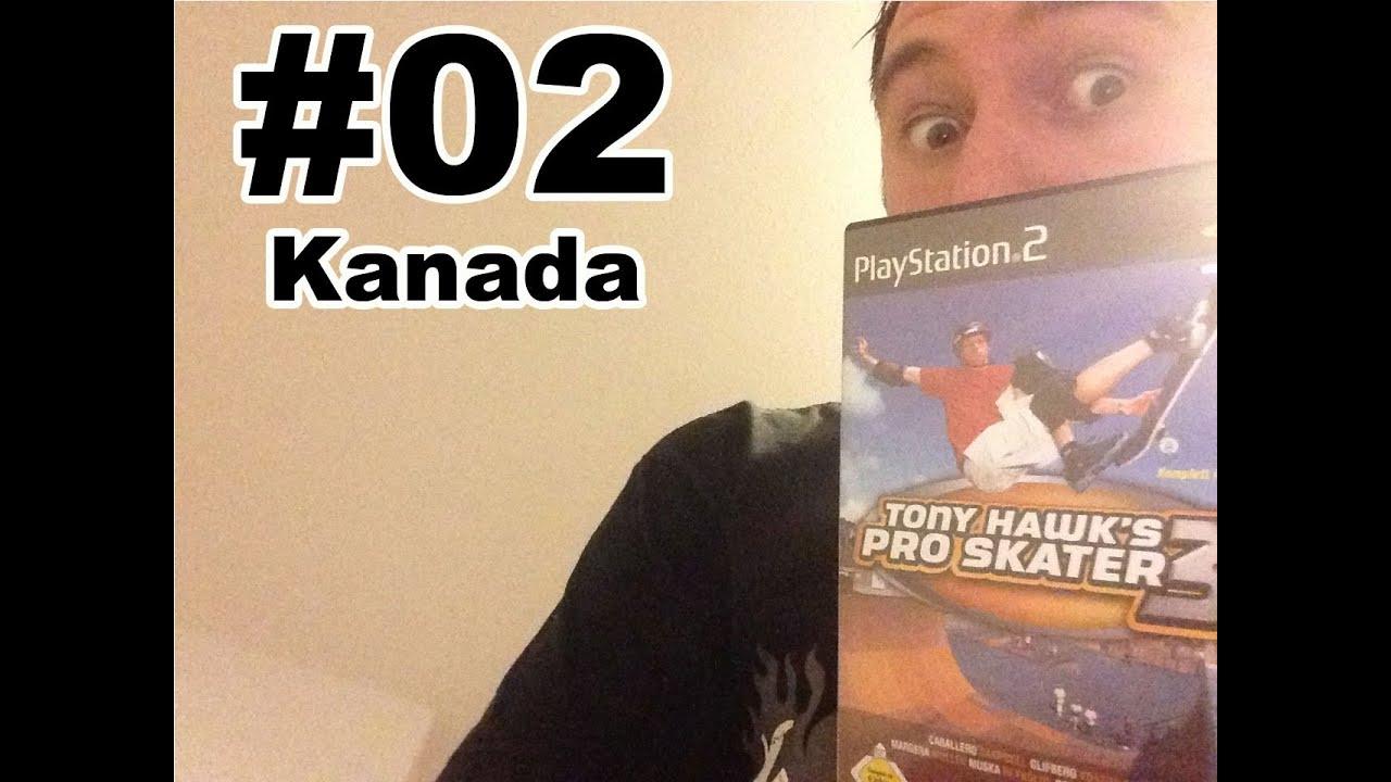 #02 Tony Hawk's Pro Skater 3 – Kanada (Speedy Renton Let's Play)