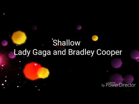 Shallow - Lady Gaga And Bradley Cooper (Karaoke Female Part Only)