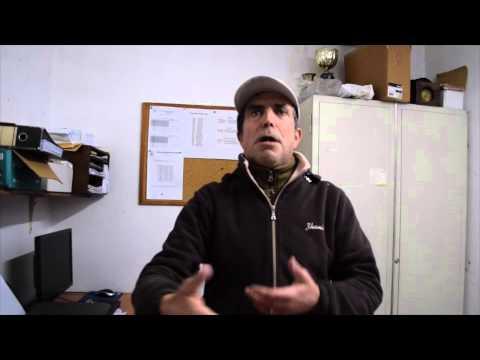 Arlindo Barbosa comenta o momento actual da Sociedade Columbófila de Macieira de Sarnes