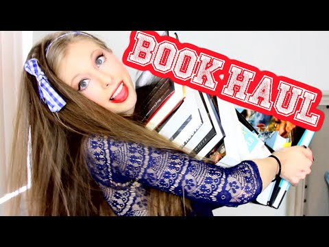 book - BOOKHAUL. LOTS OF BOOKS. THEY'RE PRETTY. THANKS FOR WATCHING!!! Booklover/ Booklion / Mundane Fools / Tshirts & Sweatshirts: http://thepolandbananasshop.com ...