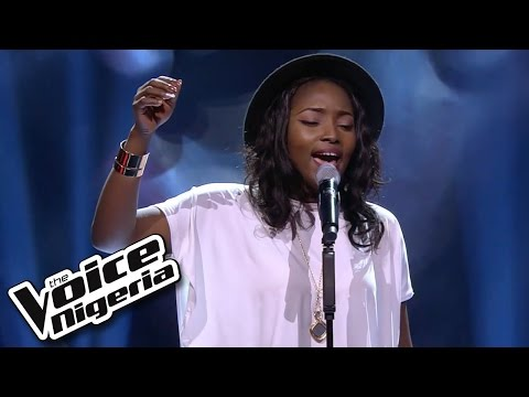Dawn sings 'Listen' / Blind Auditions / The Voice Nigeria 2016