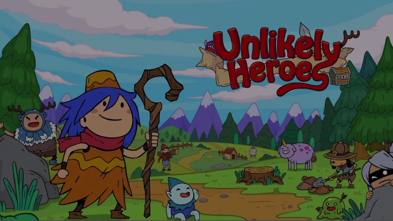 New iPhone Games on Our Forums: Unlikely Heroes, Let Them Come ...