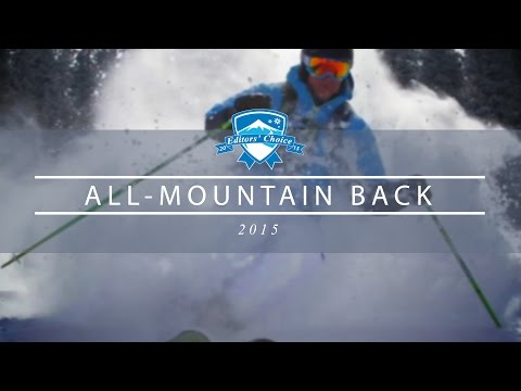 Video Roundup: 2015 Best Women's All-Mountain Back Skis