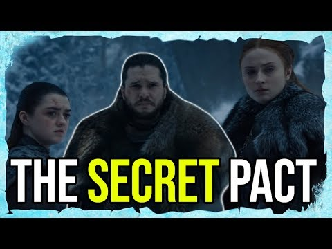 A Time for Wolves in King's Landing | Game of Thrones Season 8 End Game Theory