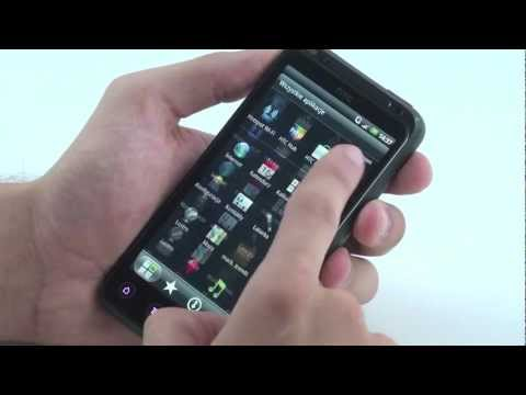 LG Swift 3D i HTC EVO 3D - porównanie