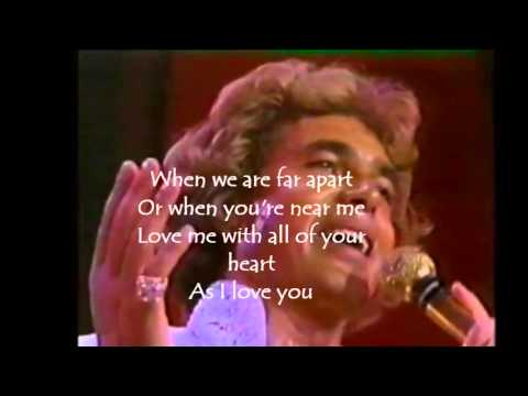 Video Love Me With All Of Your Heart , Engelbert Humperdinck download in MP3, 3GP, MP4, WEBM, AVI, FLV January 2017
