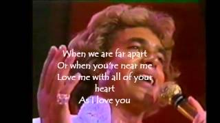 Download Lagu Love Me With All Of Your Heart , Engelbert Humperdinck Mp3