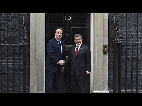 Visite controversée du Premier ministre turc à Londres