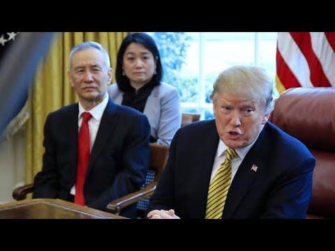 USA: Abkommen mit China in etwa vier Wochen denkbar - Han ...