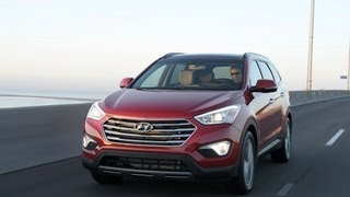 Real World Test Drive 2013 Hyundai Santa Fe